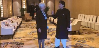 PM Imran, IMF chief discuss comprehensive policy package