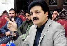 No one will be allowed to challenge writ of Govt: Ajmal Wazir