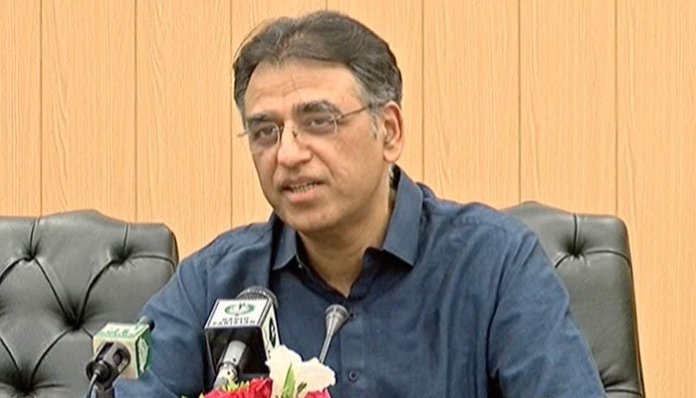 Govt to spend over Rs30b on higher education this year: Asad Umar