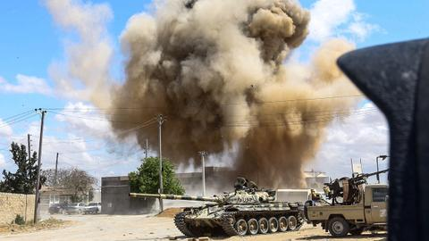 Over 120 killed, nearly 600 wounded in Libya fighting: WHO