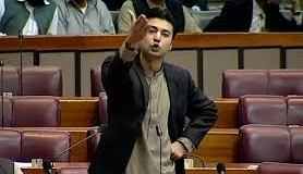 Opposition protested in NA Murad Saeed criticizes Bilawal