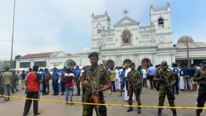 Sri Lanka imposes state of emergency after attacks blamed on Islamists