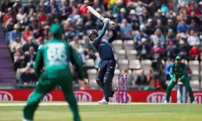 Pakistan fall 12 runs short of securing memorable win over England