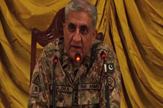 Pakistan going through its journey for enduring peace, stability: COAS