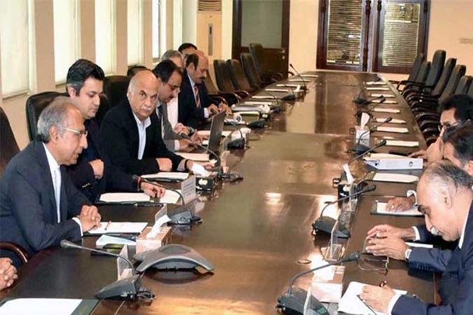 Finance Adviser asks FBR to make tax collection process easier