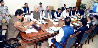 PM Imran reviews matters pertaining to Climate change