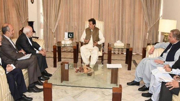 PM Imran, Iranian FM discuss Pak-Iran bilateral relations