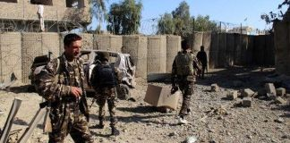 Taliban storm checkpoint in Farah, kill 20 Afghan troops