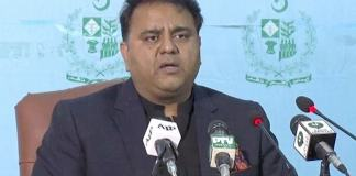 Govt to discuss NAB ordinance with opposition: Fawad Chaudhry