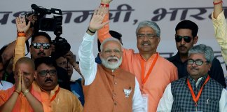 Indian PM Modi stuns opposition with 'massive' election win