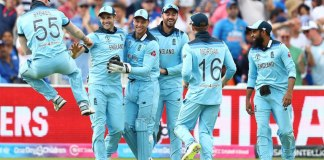 England beat India by 31 runs in World Cup 2019