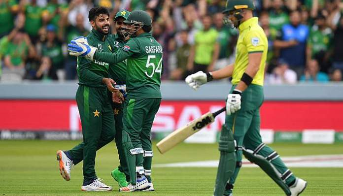World Cup 2019: Pakistan thrash South Africa by 49 runs