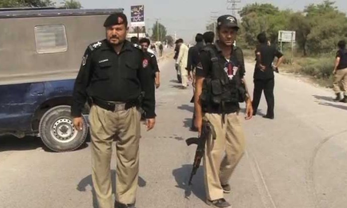 Terror bid foiled, ammunition recovered in Peshawar