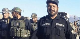 Afghan district police chief, three Taliban militants killed in Paktika clash