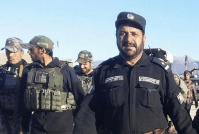 Afghan district police chief, three Taliban militants killed in Paktika clash