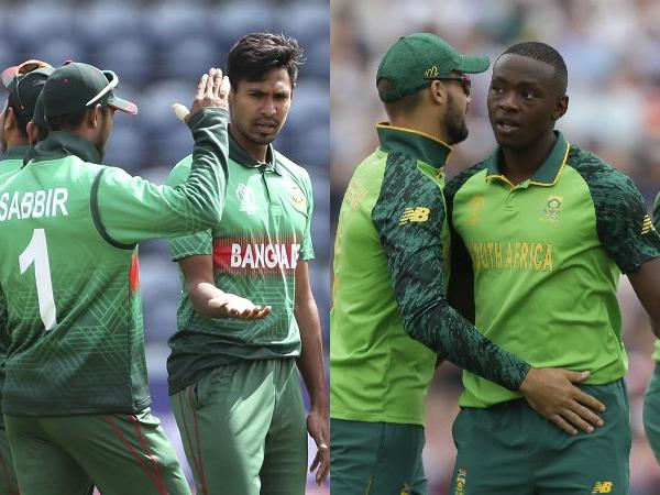 World Cup: South Africa elect to bowl against Bangladesh