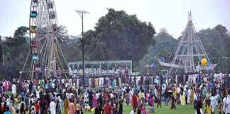People throng to picnic spots to celebrate eid