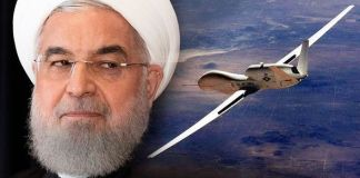 Iran claims to have shot down US drone