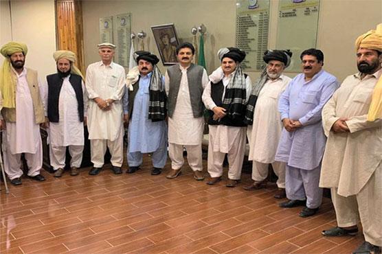 Tribal jirga formed to resolve Kharqamar check post attack issue