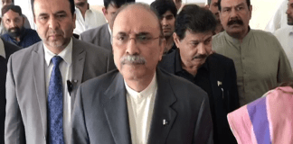 NAB court rejects Zardari's plea seeking medical care in hospital