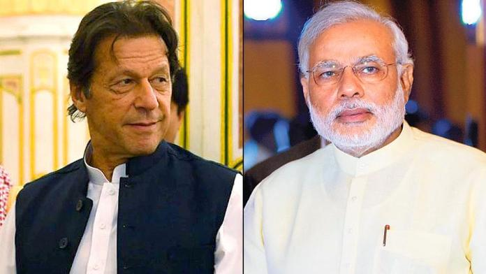 PM Imran offers dialogue to India's Modi for regional stability