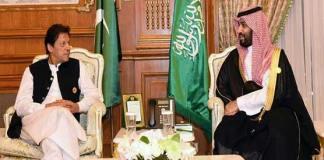 PM Imran, Saudi Crown Prince discuss bilateral political and economic relations