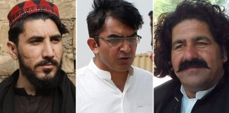 IHC again issues notice to Manzoor Pashteen, Mohsin Dawar, Ali Wazir