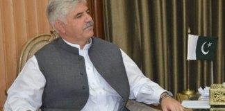 Elimination of corruption KP Govt's top priority: CM Mahmood Khan