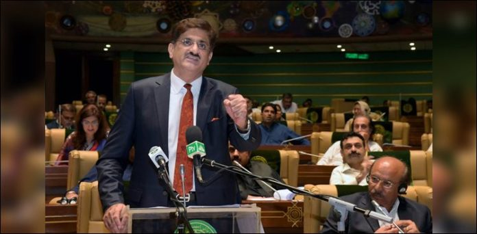Rs1,217 billion provincial Budget 2019-20 presented in Sindh Assembly
