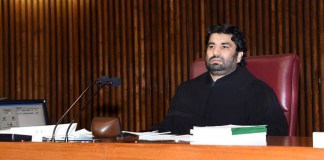 Deputy Speaker bars lawmakers from calling PM 'selected' in NA