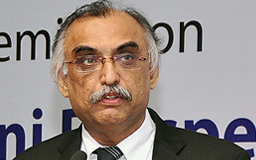 Efforts on to include middle class in tax net: Shabbar Zaidi