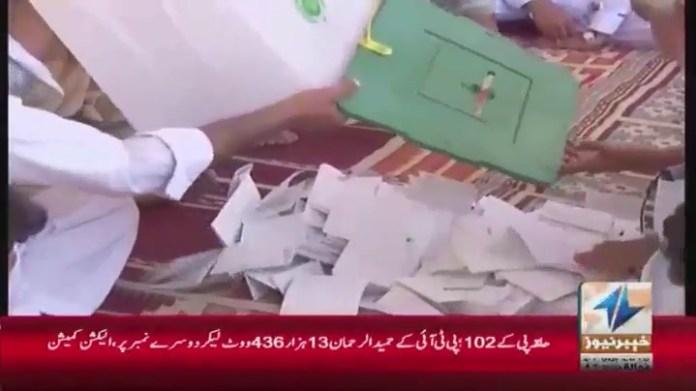 Tribal Election Khyber News Pashto News PK104 Pk103
