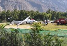 PIA plane makes crash land off runway in Gilgit