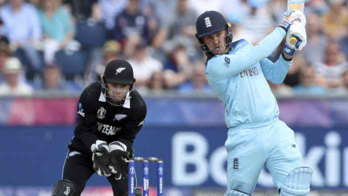 Cricket World Cup: England & New Zealand set for final