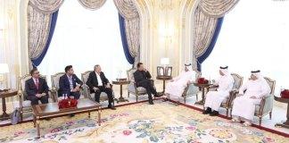 PM Imran, Qatari counterpart discuss bilateral ties
