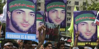 Burhan Wani remembered on third anniversary of martyrdom