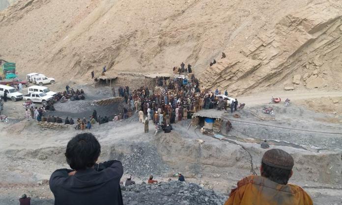 Death toll in Quetta mine collapse rises to nine
