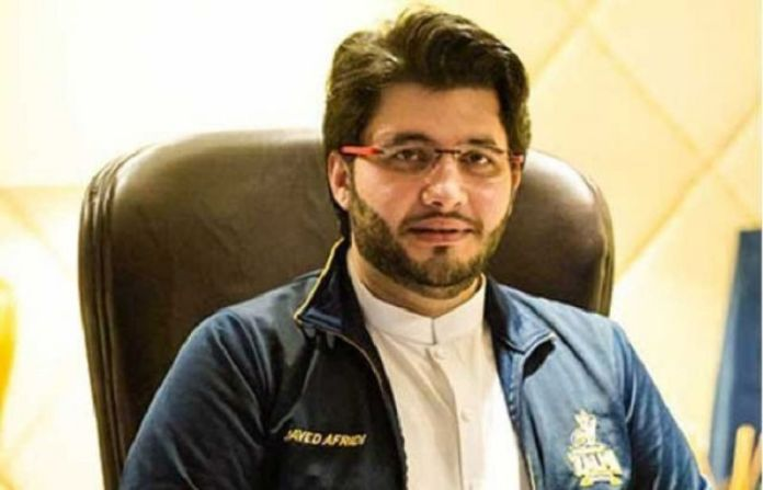 Javed Afridi demands PSL matches to be held in Peshawar