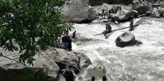 Relief camps established for victims of Neelum Valley flood