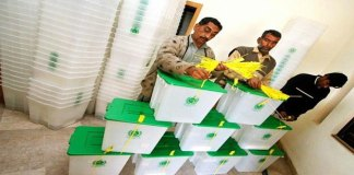 Security tightened ahead of July 20 election in Orakzai district