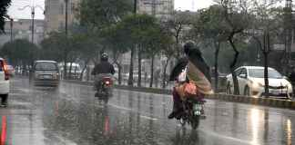 Rain with dust-thunderstorm expected in parts of country