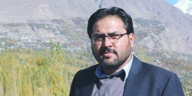 Kidnapped FBR Assistant Commissioner Riaz Miyani released from militants