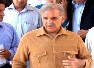 Shehbaz Sharif appears before NAB in assets and money laundering cases