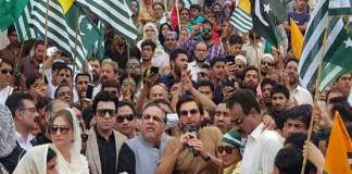 Pakhtun community, tribal people enough for Pakistan's defence: Shahid Afridi