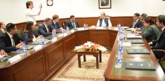 UK parliamentarians recognize Pakistan's concerns on situation in Occupied Kashmir