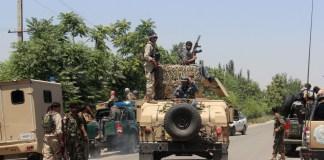 20 Taliban militants killed in Afghan forces operation in Uruzgan