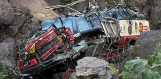 26 dead as passenger bus plunges into river in Upper Kohistan