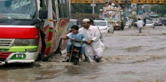 Three died in rain, flood related incidents in KP