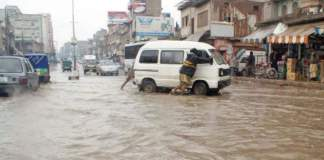 Eight dead as rains batter KP