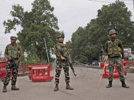 Indian occupied Kashmir remains under severe military siege
